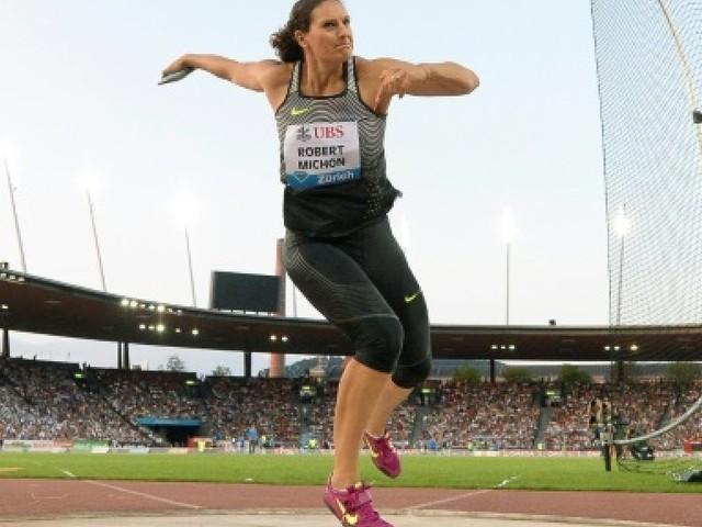 Athlétisme: Robert-Michon en quête de certitudes à Stockholm