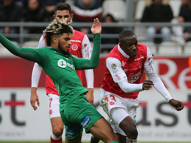 Ligue 1 : Saint-Etienne rechute face à Reims