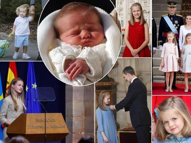 La princesse Leonor a 15 ans : retour sur sa vie en 44 photos choisies