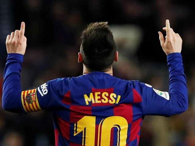 Liga: le Barça déroule face à Majorque avec un triplé de l'inévitable Lionel Messi (5-2, vidéos)