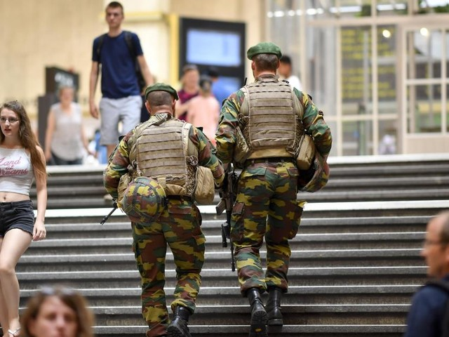 Acte terroriste à Bruxelles-Central: la vigilance renforcée et la visibilité accrue restent d'application