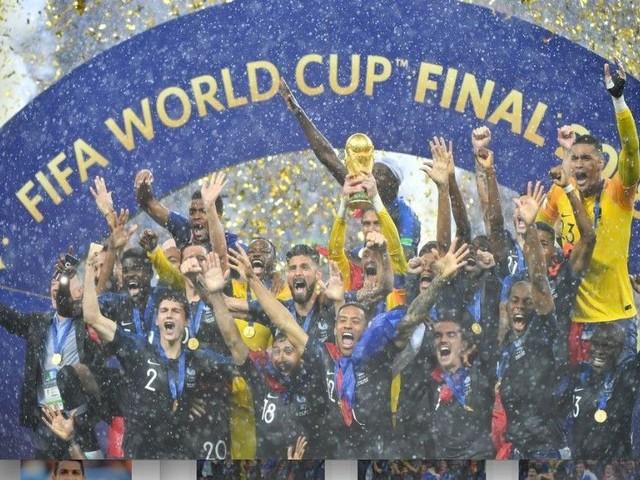 Les Bleus champions du monde 2018 : Les réactions enflammées après la finale !