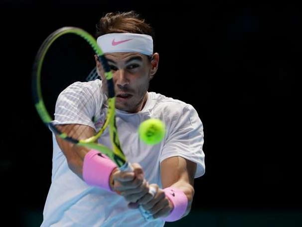 Tennis: Nadal s'impose face à Medevedv au Masters