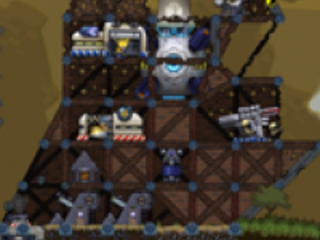 [News] Tons of Guns, la mise à jour de Forts, le jeu de stratégie musclé