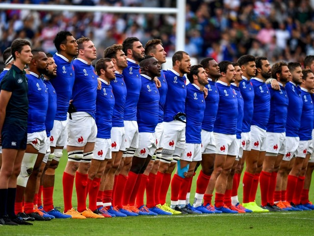 Classement World Rugby: Les Bleus gagnent une place