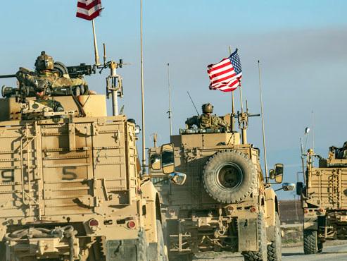 Que fait l'armée américaine près des champs pétroliers en Syrie? Voici la version du Pentagone