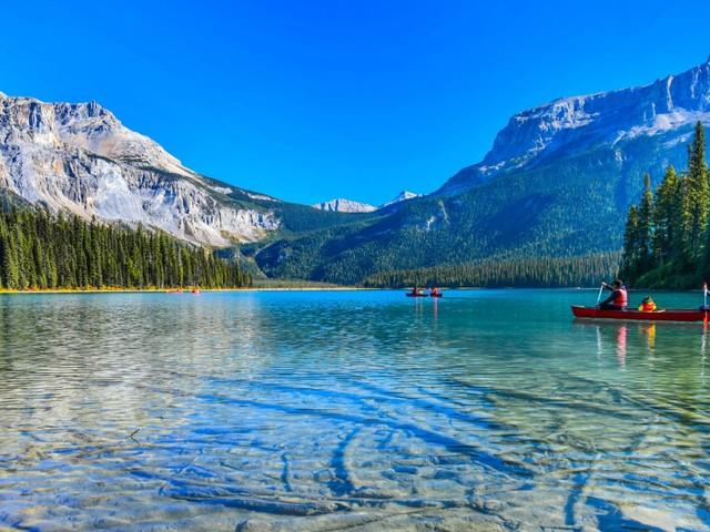 CONCOURS CANADA : 2 billets aller-retour à gagner avec Air Transat !