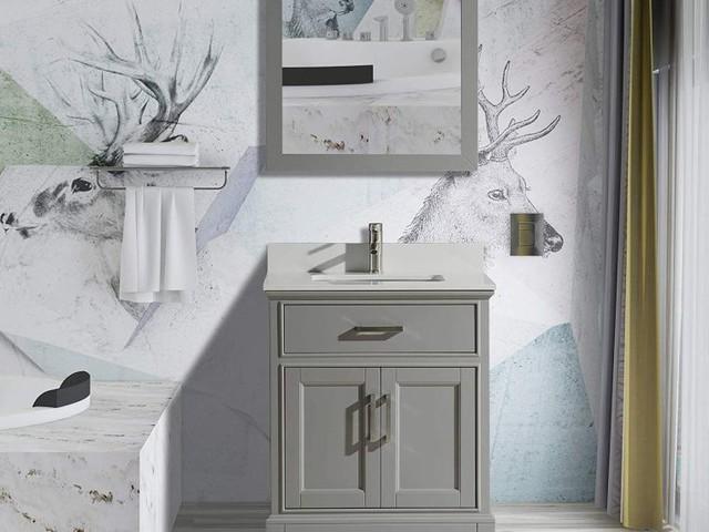 Déco pierre salle de bain: du luxe naturel dans la salle de bain