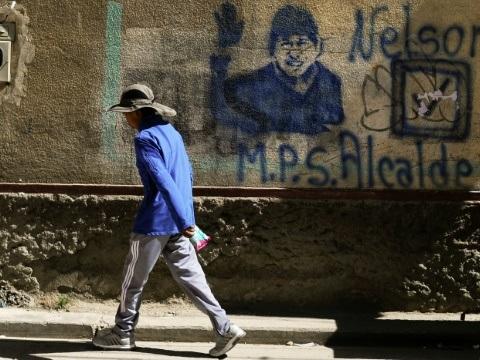 """En Bolivie, l'ancien bastion indigène de Morales qui ne veut plus d'""""Evo"""""""