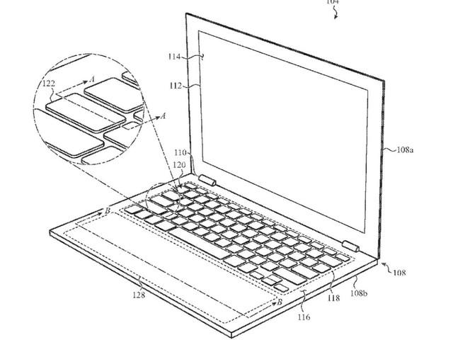 Et si les MacBook avaient un trackpad virtuel redimensionnable ?