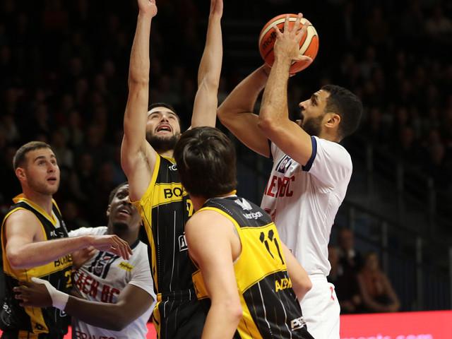 Basket. Le Caen BC s'impose face à Bordeaux pour sa dernière de l'année à domicile