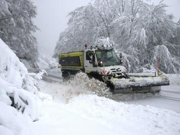 Pyrénées-Orientales : 1 500 foyers privés d'électricité à cause de la neige