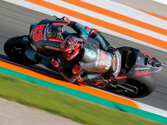 GP Valence-MotoGP: La dernière pole de la saison pour Quartararo