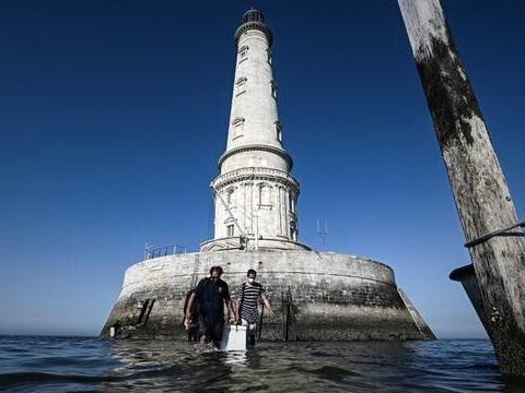 Patrimoine mondial de l'Unesco : Le phare de Cordouan et des villes d'eau européennes classées