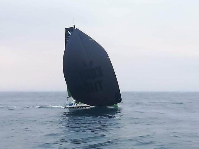 Solitaire du Figaro, Roscoff attend l'arrivée de la 3e étape