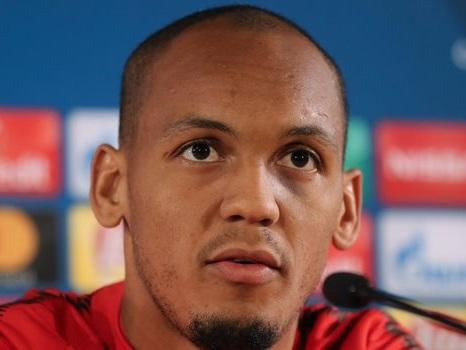 """Fabinho: """"Normalement c'est ma dernière année à Monaco"""""""