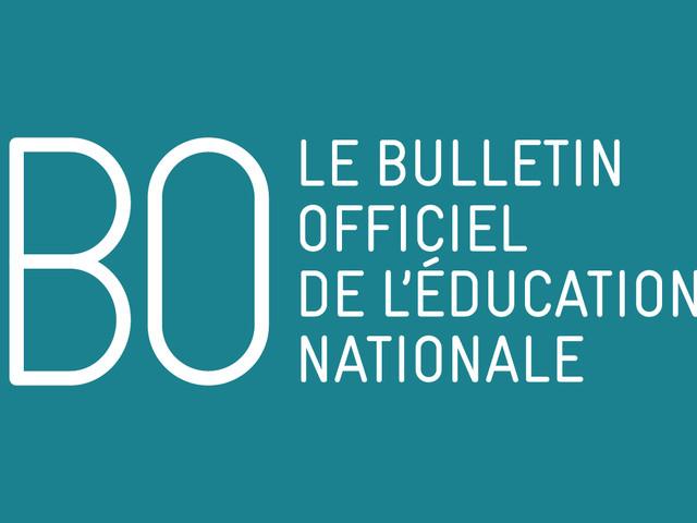 Au BO du 26 avril 2018 : personnels du second degré et psychologues de l'éducation nationale ...