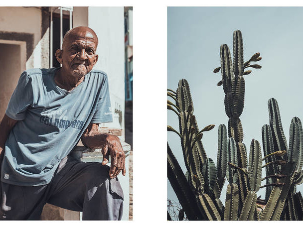 Marvelous Portraits of Inhabitants of Cuba