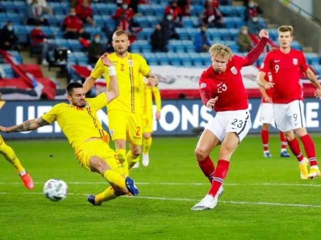 Ligue des Nations: la Roumanie bat la Norvège sur tapis vert