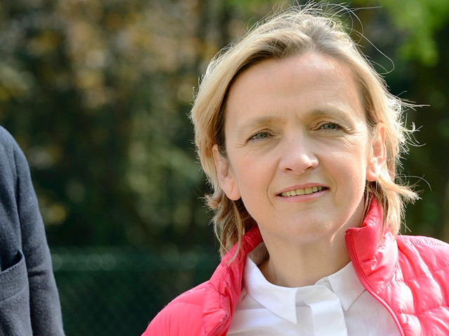 La présidente du groupe LR à la mairie de Paris, Florence Berthout, quitte Les Républicains