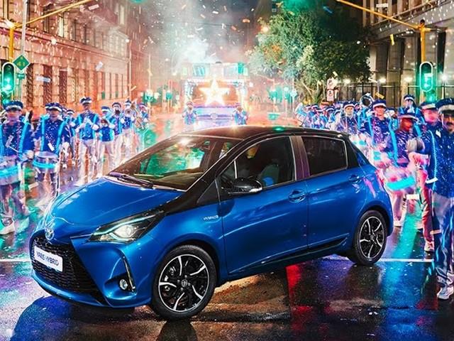 La blockchain booste les performances des campagnes en ligne de Toyota