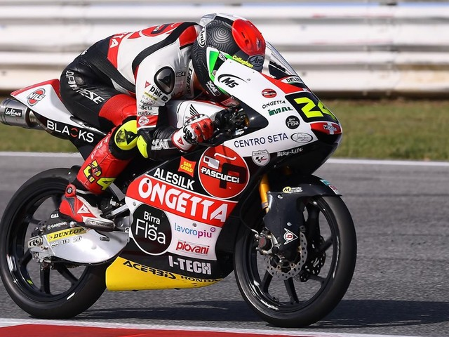 Moto3 : Première victoire pour Suzuki