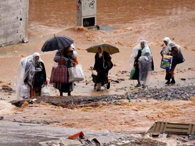 De fortes averses orageuses attendues au Maroc