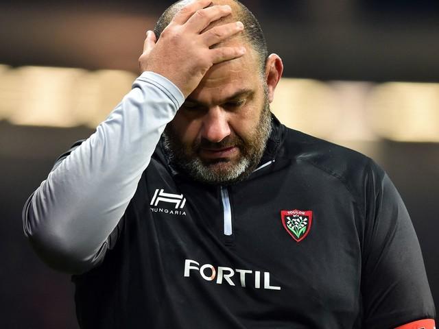Top 14 : le RC Toulon se sépare de son manager Patrice Collazo après un début de saison raté