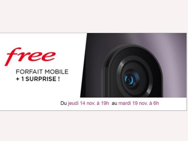 Free Mobile annonce une nouvelle vente privée avec une surprise en prime dès ce soir à 19h !