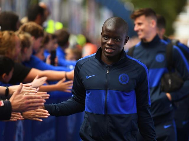 N'Golo Kanté : le champion du monde révèle l'origine de son prénom