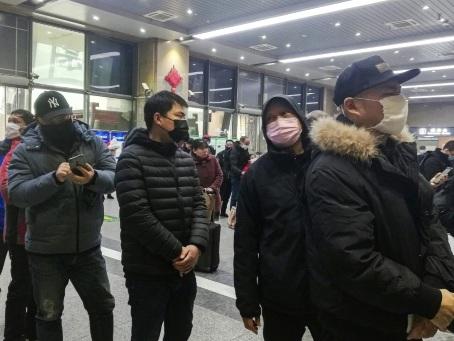 Virus en Chine: des matches de football qualificatifs pour les JO-2020 déplacés