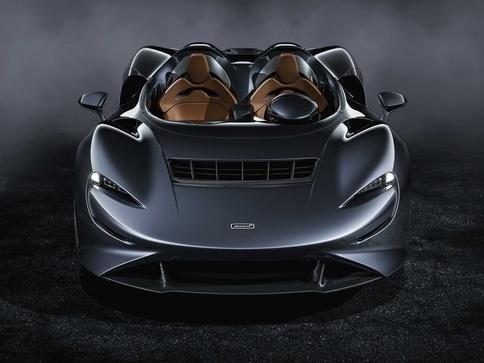 McLaren dévoile l'Elva, un speedster exclusif
