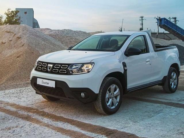 Instant chantier : Dacia dévoile le Duster pick-up