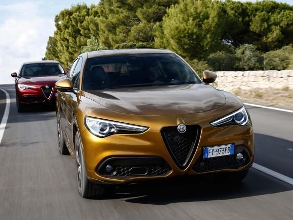 Alfa Romeo Stelvio : des nouveautés pour 2020
