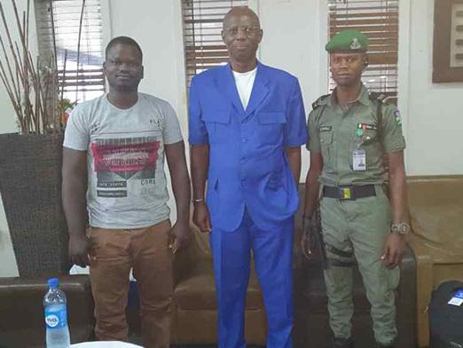 Attaque de pirates: L'otage gabonais libéré