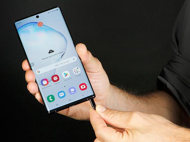 Test du Samsung Galaxy Note 10 : cette version « compacte » du smartphone à stylet nous a conquis