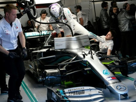 Avec le DAS, Mercedes stupéfie le monde de la F1