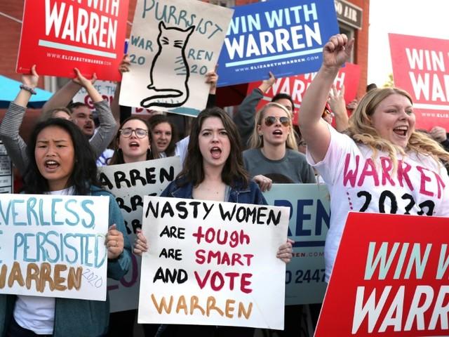 Elizabeth Warren, coup de barre à gauche pour conquérir la Maison Blanche