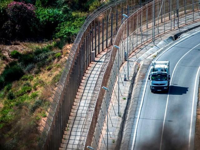 Nador: Arrestation d'un camionneur espagnol transportant un migrant