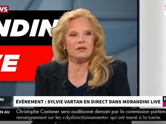 Morandini Live - Sylvie Vartan : David Hallyday à ses côtés pour son hommage à Johnny (Exclu vidéo)
