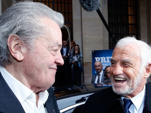 """Belmondo, Delon et """"Borsalino"""": l'histoire d'une fausse rivalité née avec ce film"""