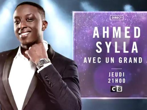 Ce soir à la télé, Ahmed Sylla avec un grand A sur C8 (VIDEO)