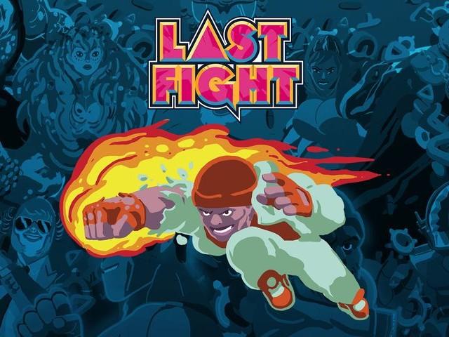 LASTFIGHT : le jeu de combat Lastman revient sur Switch