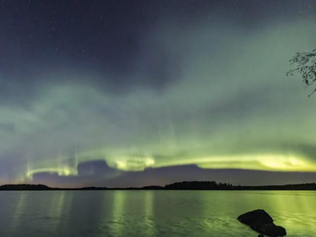 Un nouveau type d'aurores boréales découvert en Finlande montre l'importance de la science citoyenne