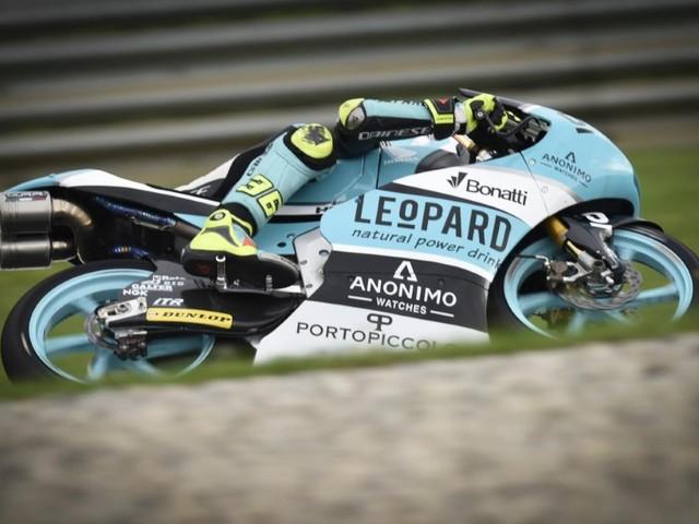 Moto3 : Canet domine, Mir reste en tête