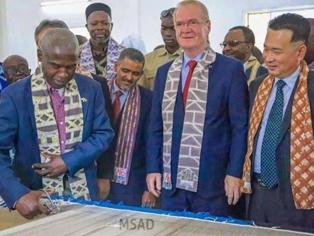 Les Manufactures Sénégalaises des Arts Décoratifs à l'heure de la diplomatie culturelle