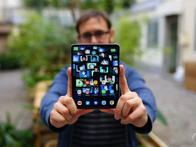 Test du Samsung Galaxy Fold : docteur Jekyll et mister Hyde