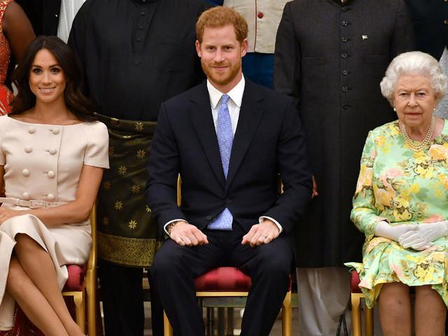 Royaume-Uni : Harry et Meghan renoncent au titre d'altesse royale