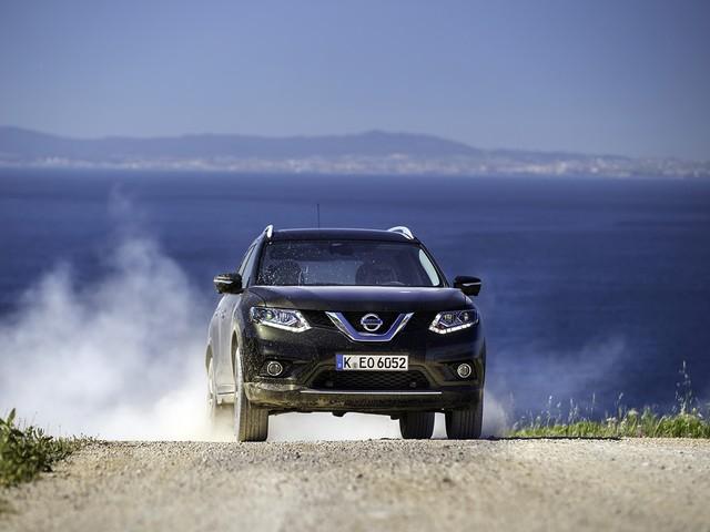 Profitez de l'offre du moment sur le Nissan X-TRAIL à 299€/mois