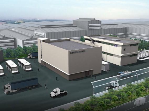 En Corée, Hyundai construit une ferme de batteries de 150 MW